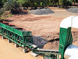 Manufacturer of Asphalt Batching Plant in South Arica