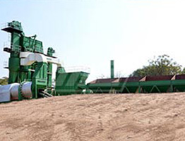Manufacturer of Asphalt Batching Plant in Malawi
