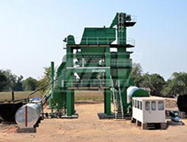 Manufacturer of Asphalt Batching Plant in South Africa