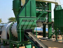 Manufacturer of Asphalt Batching Plant in Uzbekistan