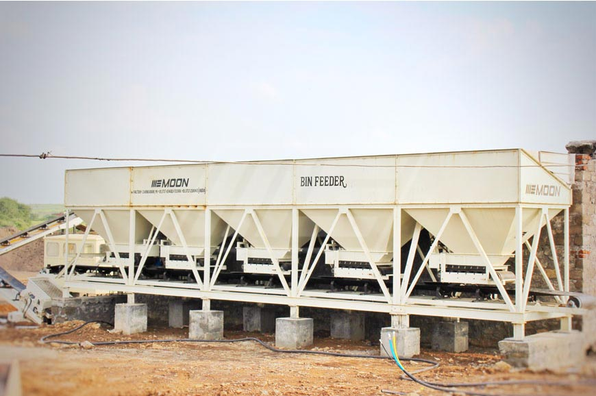 Double Drum & Counter Flow Asphalt Plant in Ivory Coast