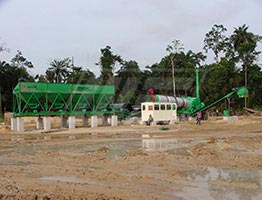 Asphalt Drum Mix Plant in Guyana
