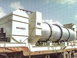 Drum Mix Asphalt Plant in Ivory Coast