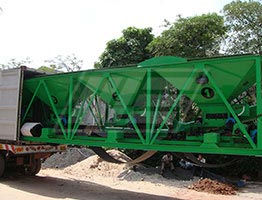 Drum Mix Asphalt Plant in Malawi