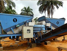 Mobile Asphalt Plant in Guyana