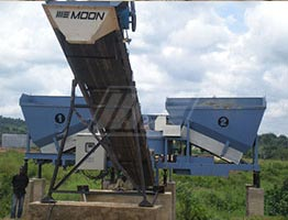 Mobile Asphalt Plant in Kenya