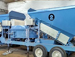 Mobile Asphalt Plant in South Africa