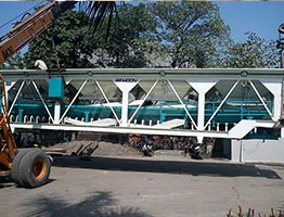 Mobile Concrete Batching Plant in Nigeria | Concrete Batching Plant Manufacturers