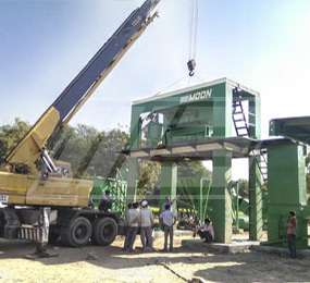 Road Construction Equipments Services